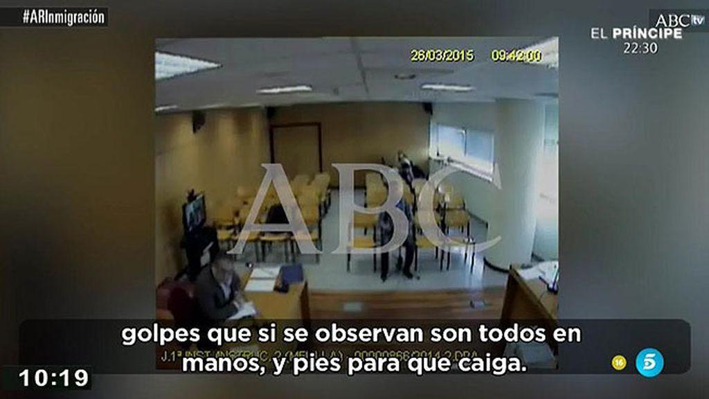 Los guardias civiles imputados por lesiones y trato degradante declaran ante el juez