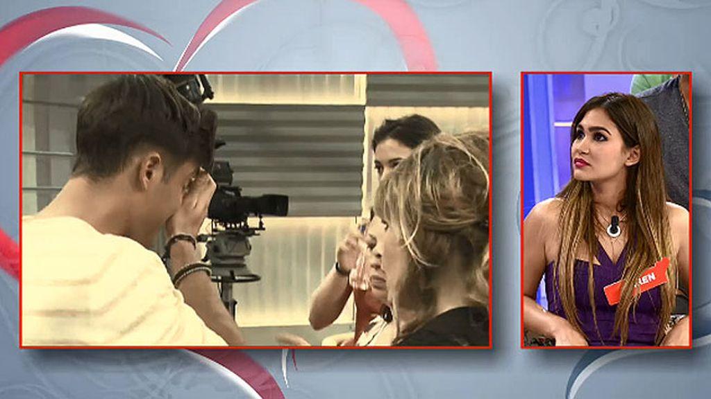 """Marta y Silvia opinan de Karen: """"Lukas se ha dado cuenta que no está realmente por él"""""""