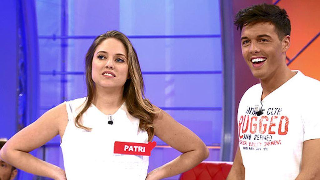 ¿Está Patricia interesada en un expretendiente de Aguasantas?
