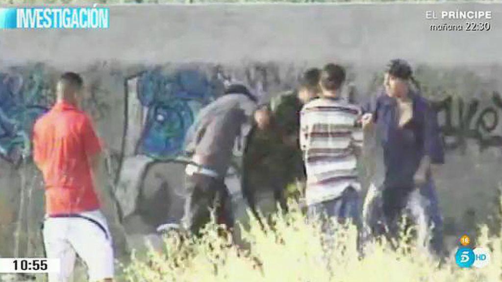 "Joven de una banda latina: ""Para poder entrar tienes que matar a alguien"""