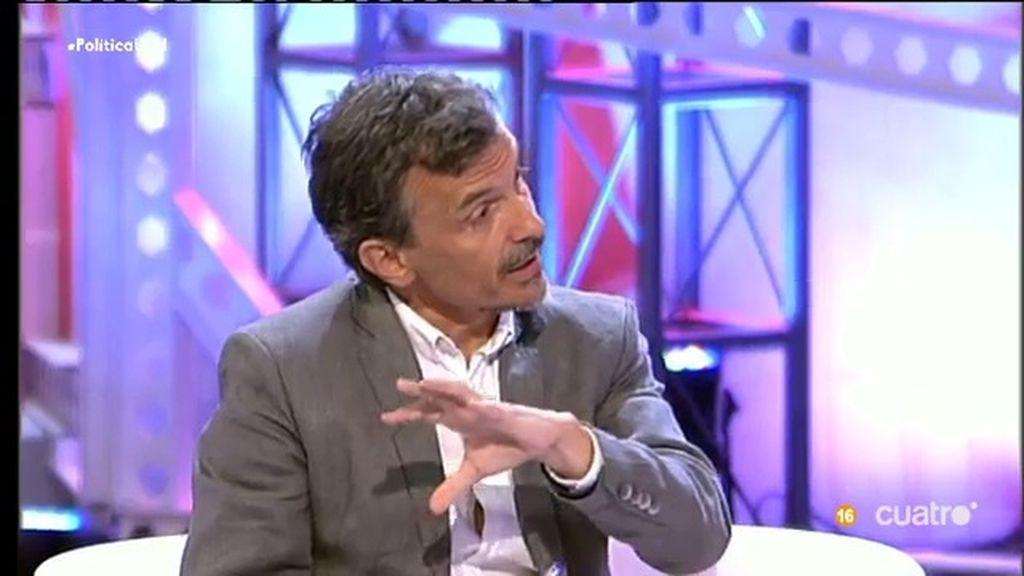 "José Manuel López: ""Lo de Syriza no va a afectar de ninguna manera a Podemos"""