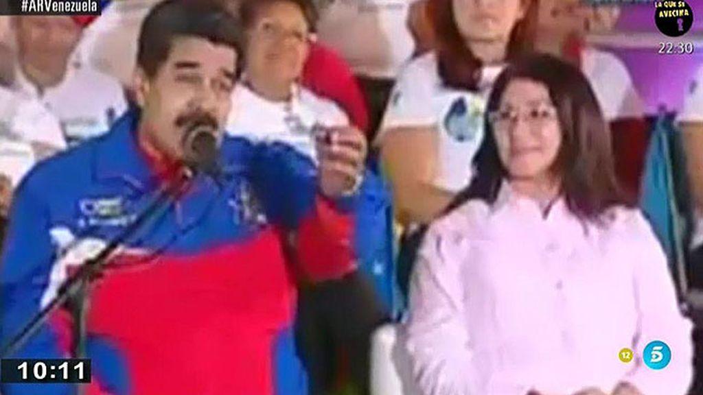 La fiscal general de Venezuela asegura que González no puede defender a L. López