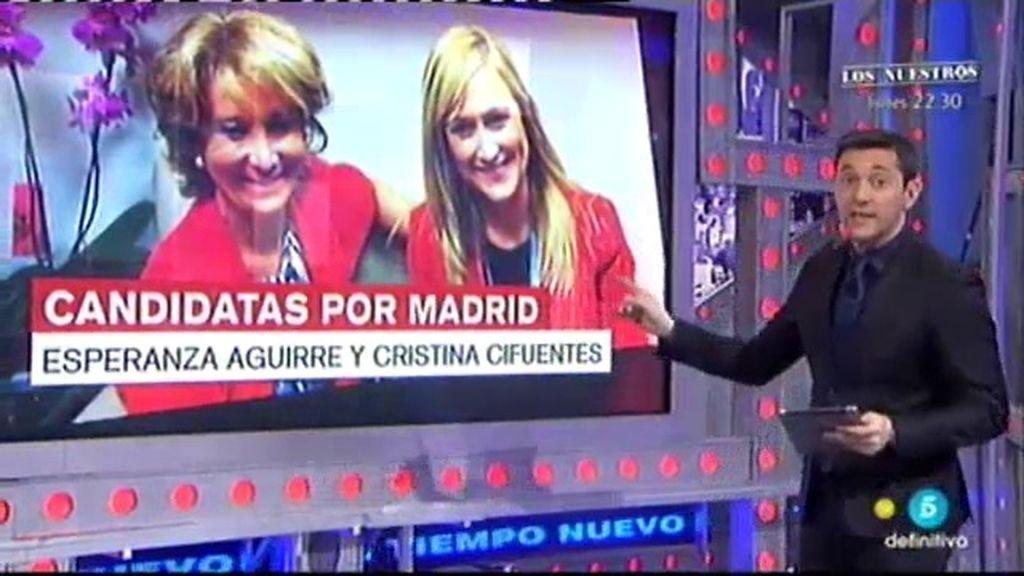 Las encuestas prevén un tripartito en Madrid