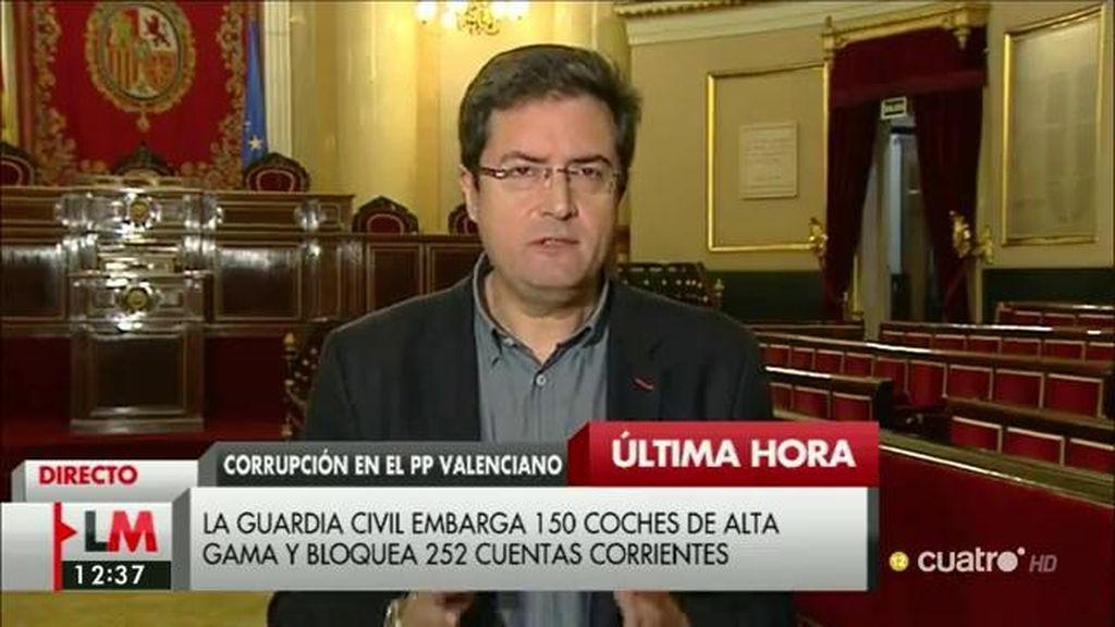 La entrevista de Óscar López completa