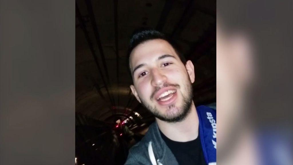 Ulises Prieto, comentarista de la LVP, atrapado en el metro de Barcelona