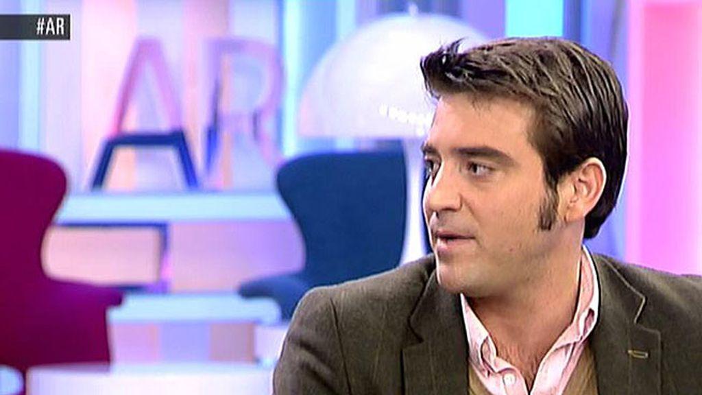 """J. Negre: """"El 'Pequeño Nicolás' tiene material sensible de García Legaz y dos concejales de Madrid"""""""