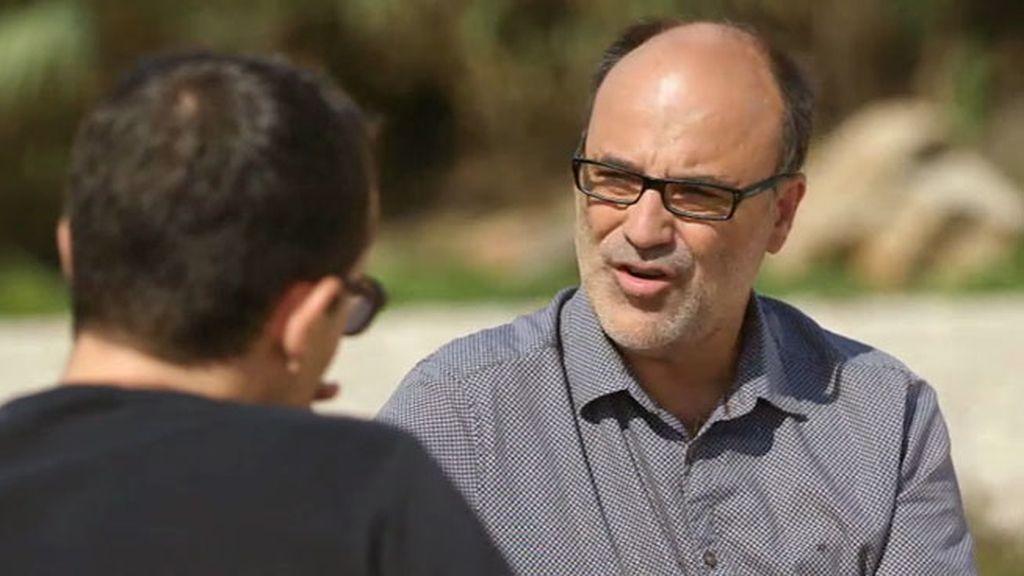 """Alfons Montserrat: """"Con la independencia los problemas de corrupción no se acabarían"""""""