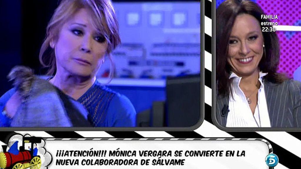 La llegada de Mónica Vergara provoca la salida de plató de Mila Ximénez