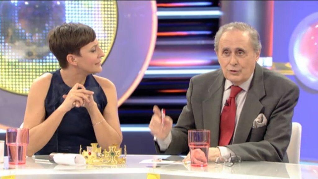 "Jaime Peñafiel visitó 'Guasabi' para ""dar caña"" a la Infanta Cristina y Urdangarin"