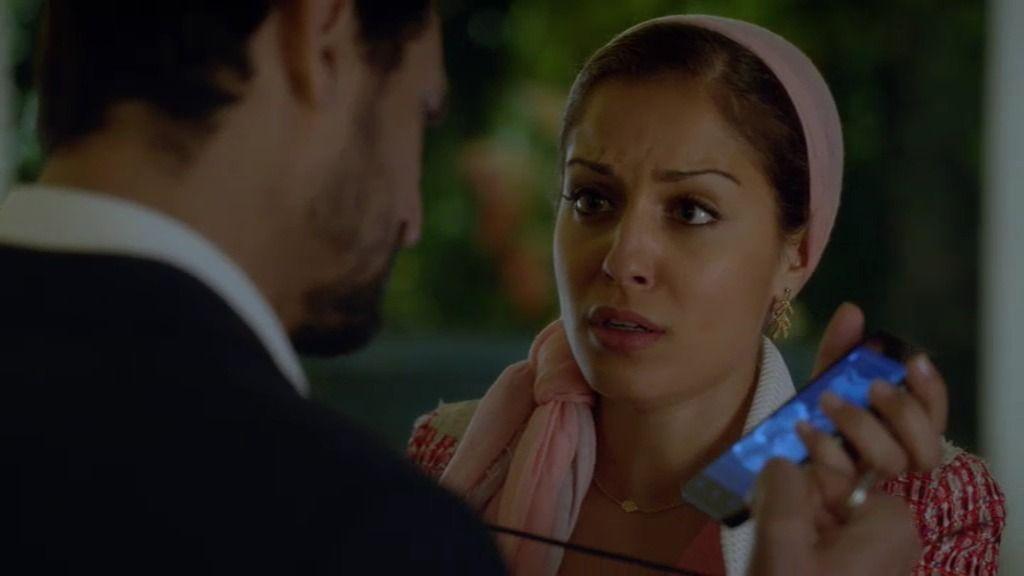 """Fátima, a Khaled: """"Estoy embarazada"""""""