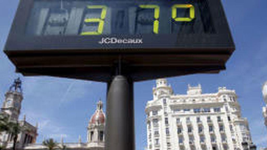 Cuatro provincias esperan temperaturas de hasta 37 grados.