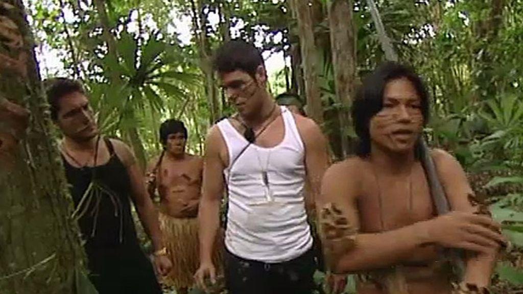 Los Merino, los peores cazadores de la tribu