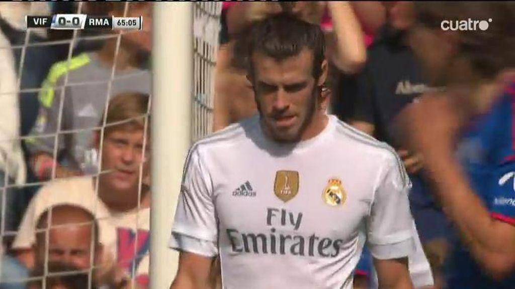 ¡Ocasión de Gareth Bale ante el Valerenga!