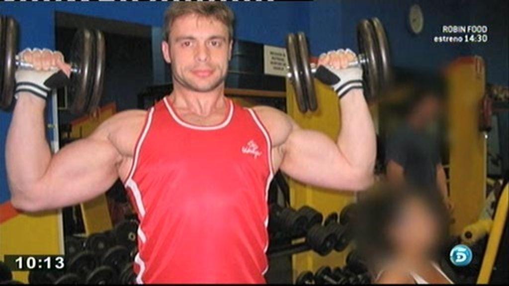 Antonio Ortiz ha perdido 8 kilos en tres días para evitar ser reconocido