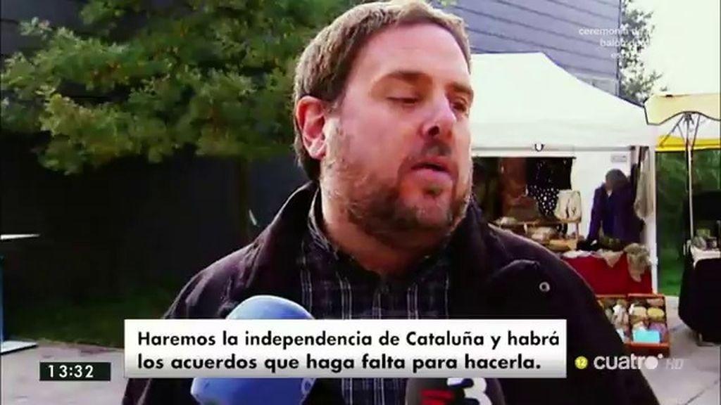 Cataluña: hacia la desconexión de España