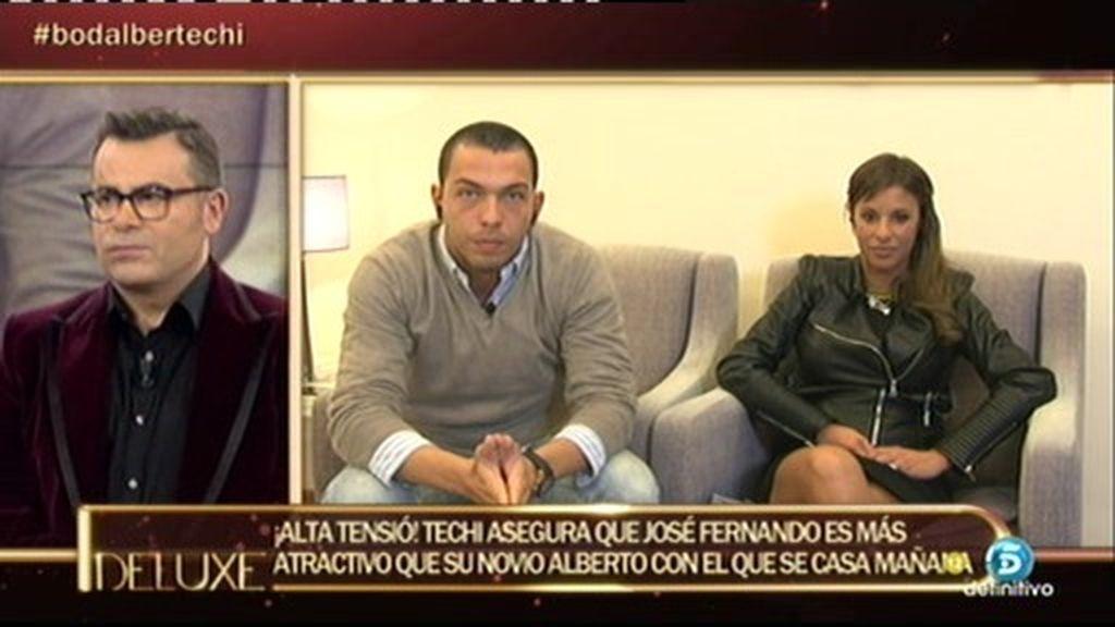 """Alberto Isla: """"Es cierto que Gabi tiene una fotografía comprometida mía"""""""