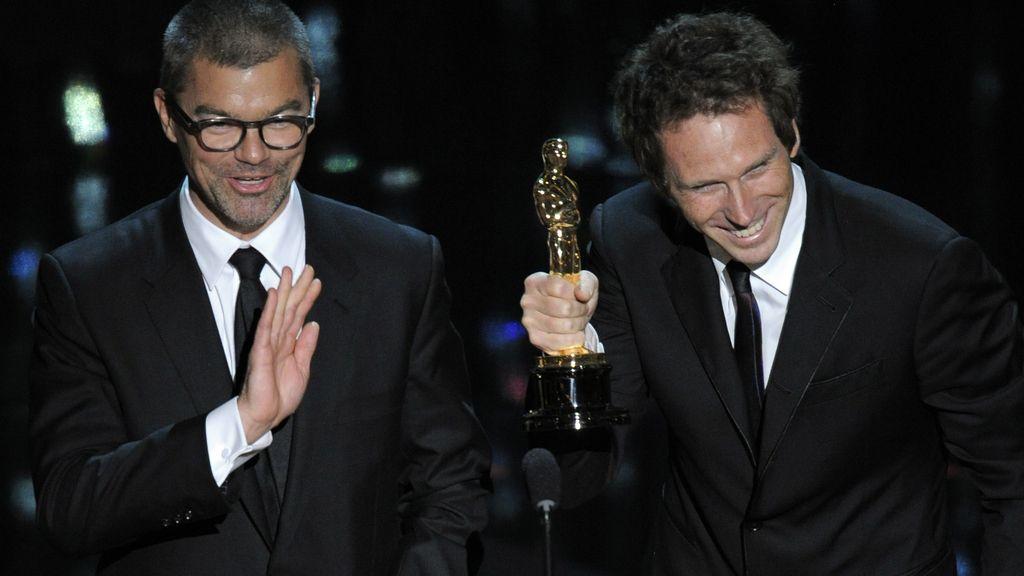 Kirk Baxter y Angus Wall, Mejor montaje por 'Millennium. Los hombres que no amaban a las mujeres'