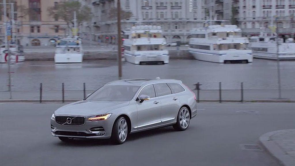 Volvo presenta el S90 y V90 en Ginebra