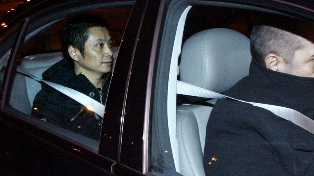 Gao Ping, en libertad