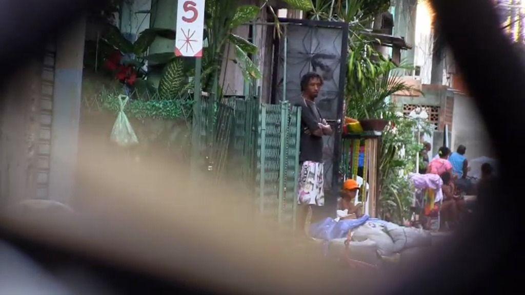 Los narcotraficantes siguen campando a sus anchas en la favela Maré