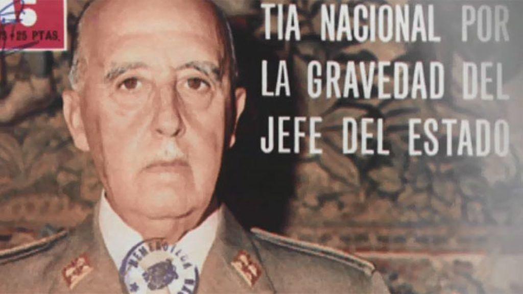 La agonía de Franco