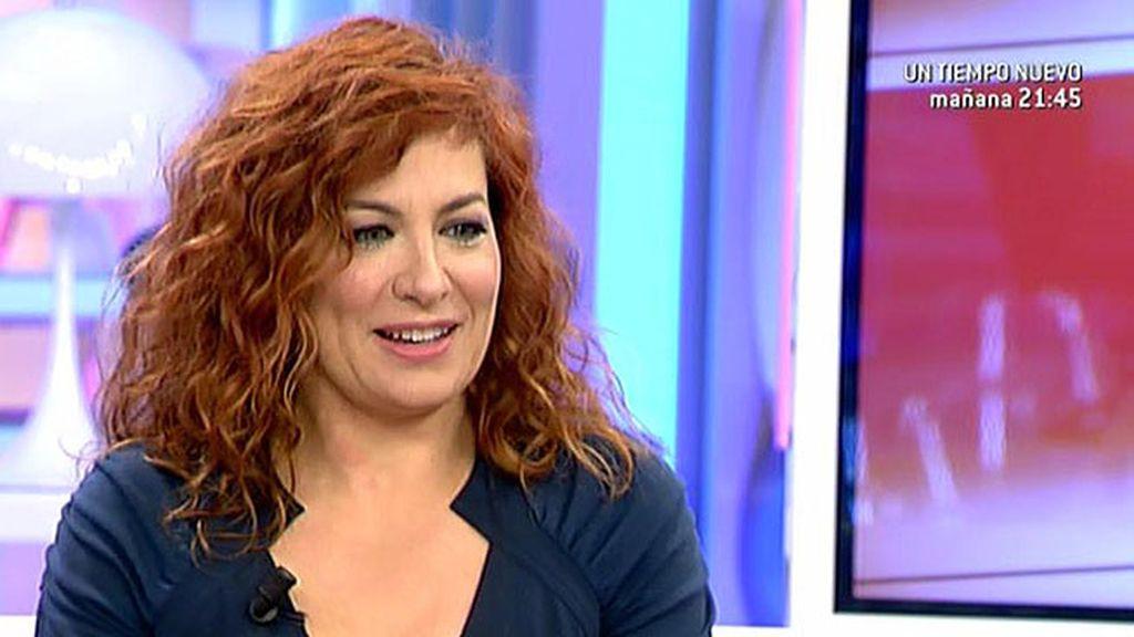Pilar Jurado recupera la lírica española en su nuevo disco