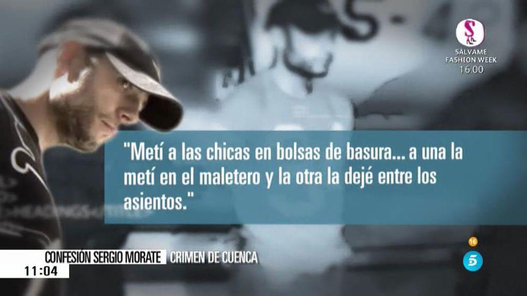 La confesión de Morate a los agentes que le trasladaron a Cuenca, en exclusiva