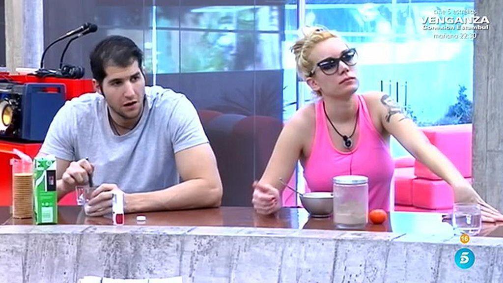 """Sema, sobre su boda con Julián: """"No podemos invitar a Belén"""""""