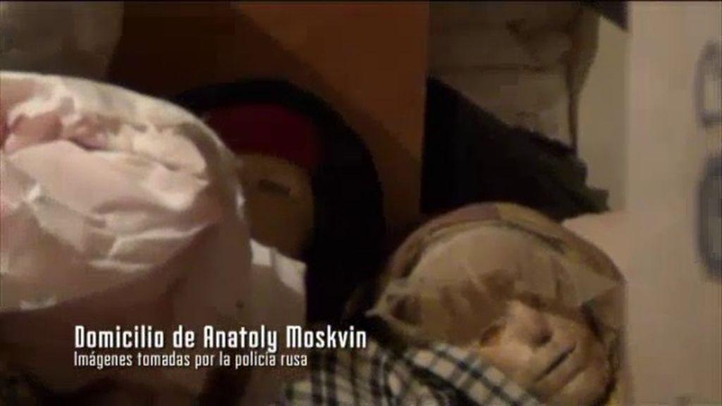 El macabro caso del historiador ruso que convertía cadáveres de niños en muñecas