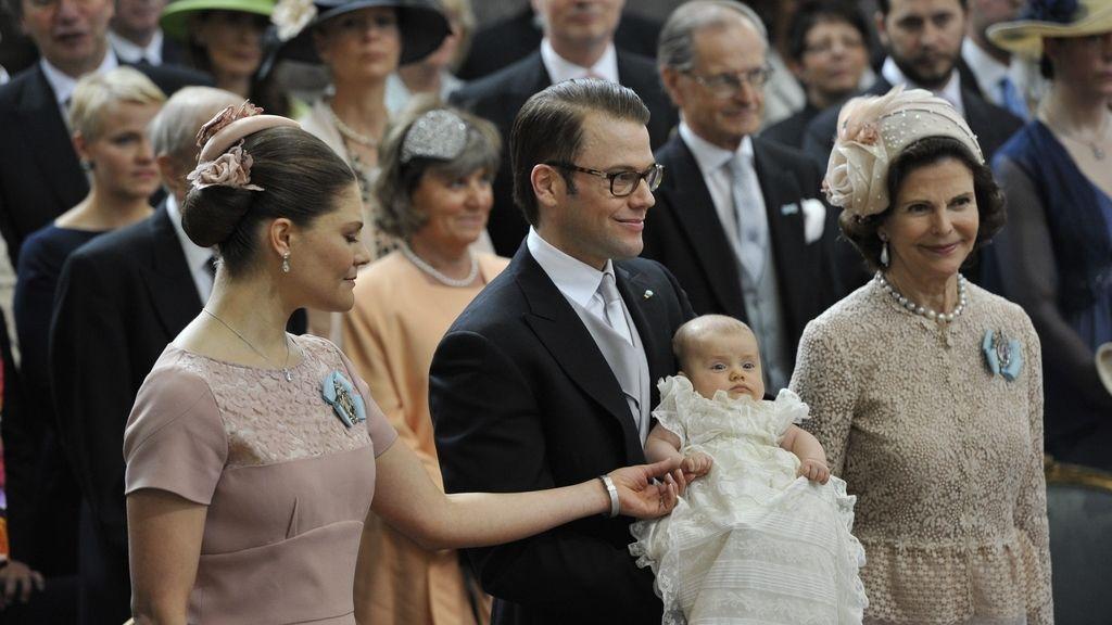 Bautizo Real de la princesa Estelle