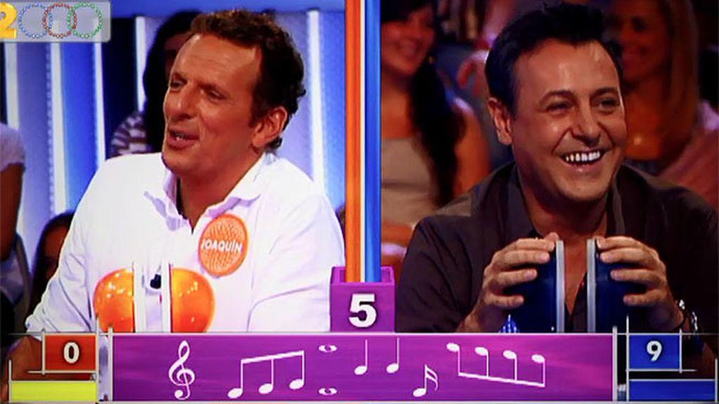 Los momentos más divertidos de los rostros más conocidos de Mediaset