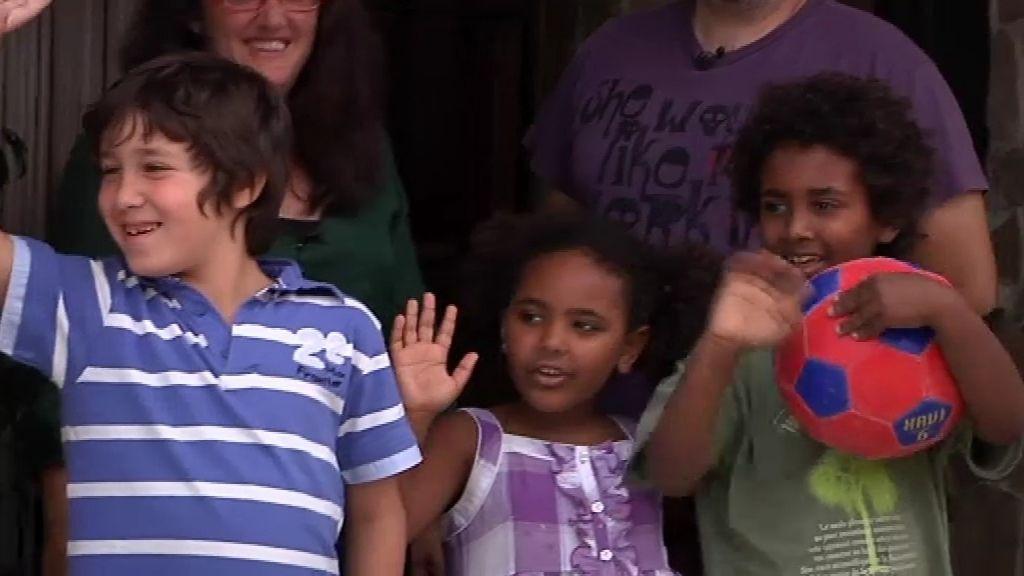 Pablo, Juan y Laura: tres pequeñas fierecillas