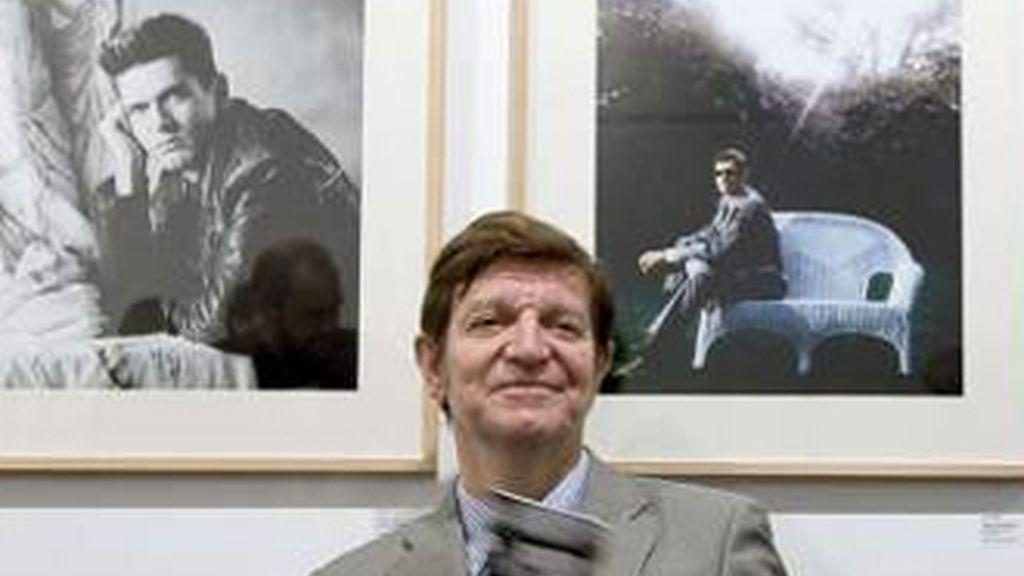 Jorge García Berlanga, fallecido esta madrugada a los 52 años en una foto de archivo. EFE