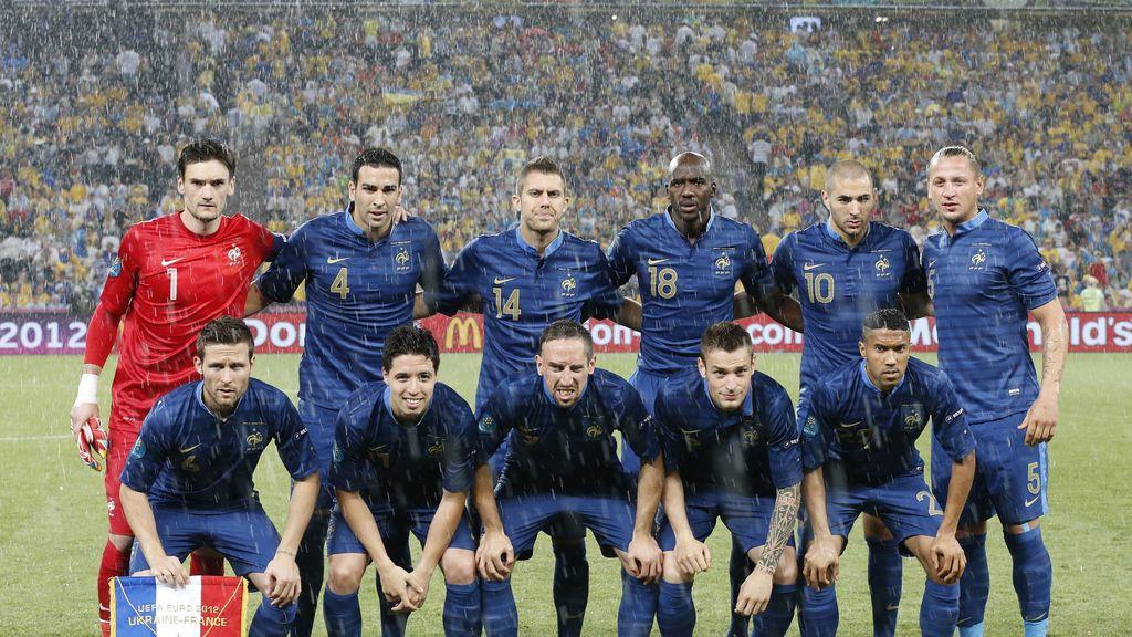 Francia lo intentó más