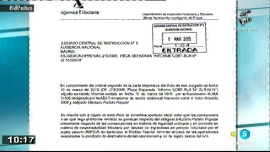 La comparación del PP con Cáritas y Cruz Roja, muy criticada por el PSOE