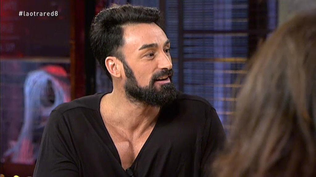 """Alejandro, protagonista de 'Adán y Eva': """"Montse no cumple mis cánones de belleza"""""""