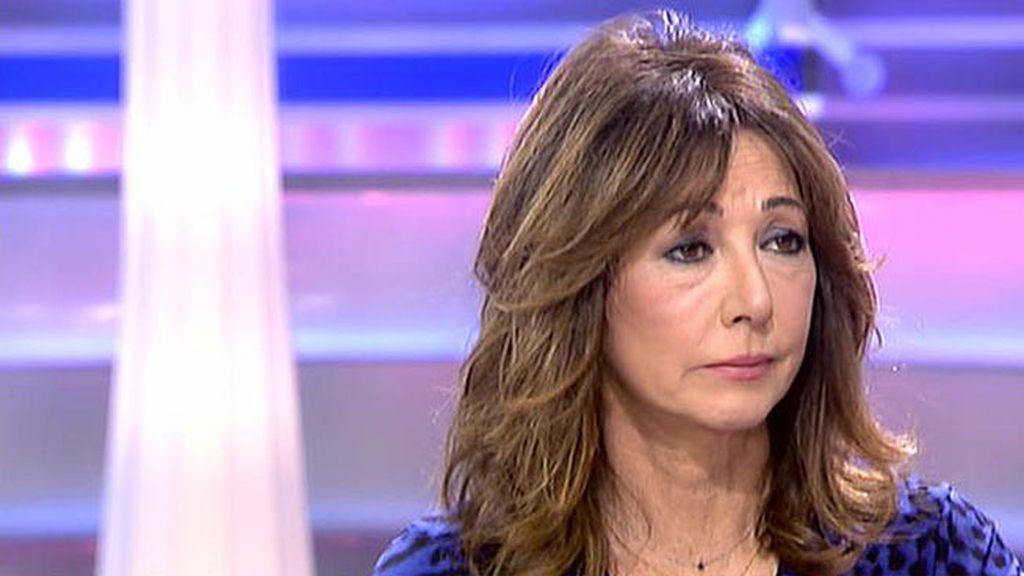 """Ana Rosa: """"Yo a Belén le pegaba dos tortas"""""""