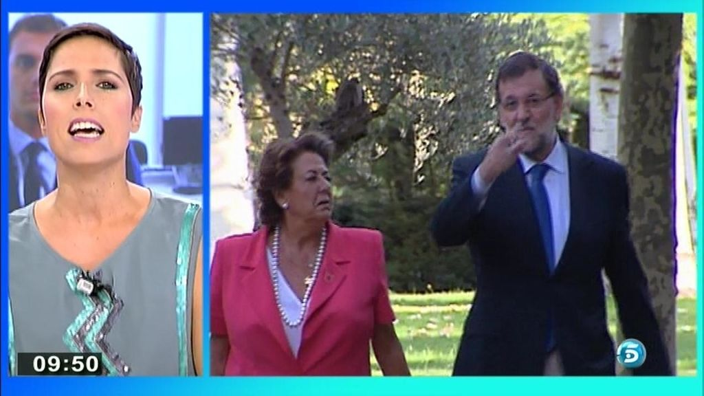 Rita Barberá tiene el cargo político mejor pagado de España