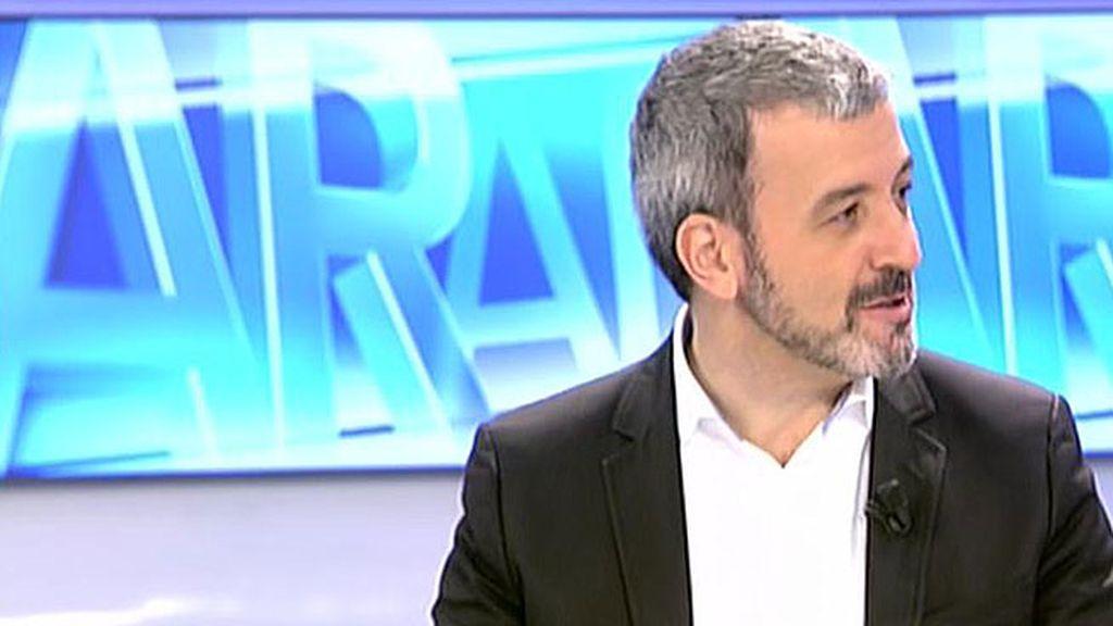 """Collboni, tras la reunión de Zapatero y Castro: """"Hay que buscar un papel para los expresidentes que juegue en favor del país"""""""