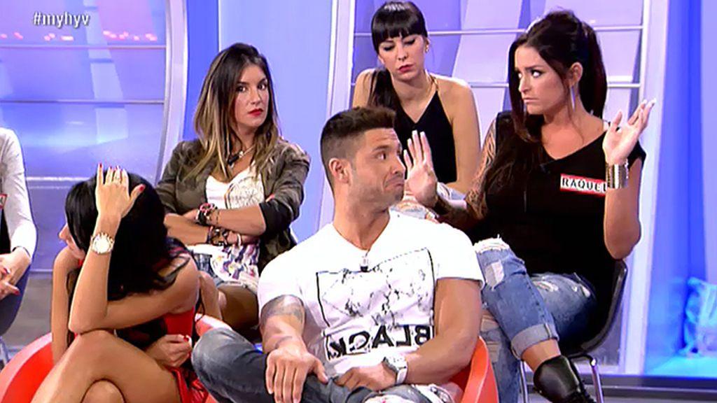 """Raquel, sobre Ángel y Aura: """"Toda Canarias sabe que habéis estado en un apartamento"""""""