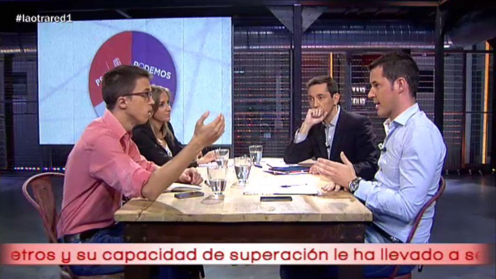 ¿Pueden hacer Podemos, IU y PSOE un frente común para gobernar?