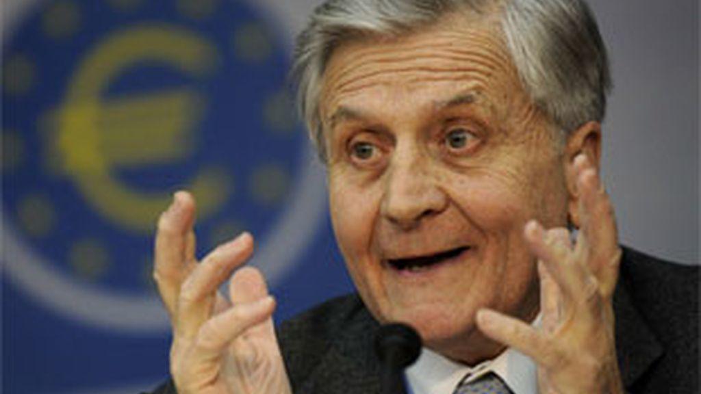 Trichet ha anunciado que en julio los tipos de interés subirán. FOTO: EFE/Archivo