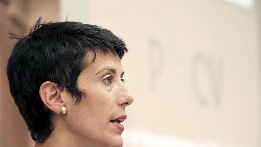 La delegada del Gobierno en Navarra, Elma Saiz. EFE/Archivo