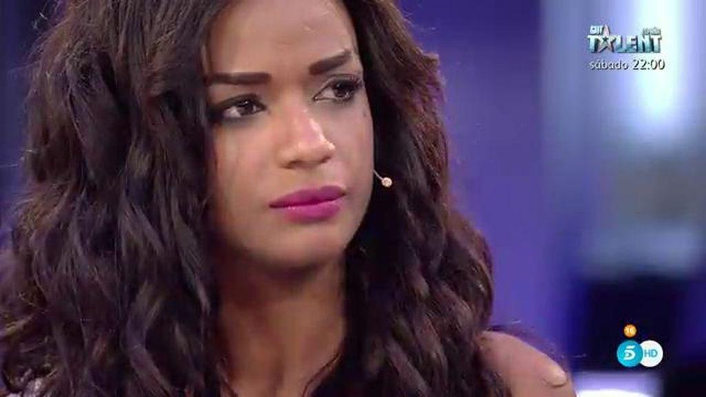 """Liz: """"Belén Esteban me aplastó como una cucaracha, mueve a mucha gente"""""""