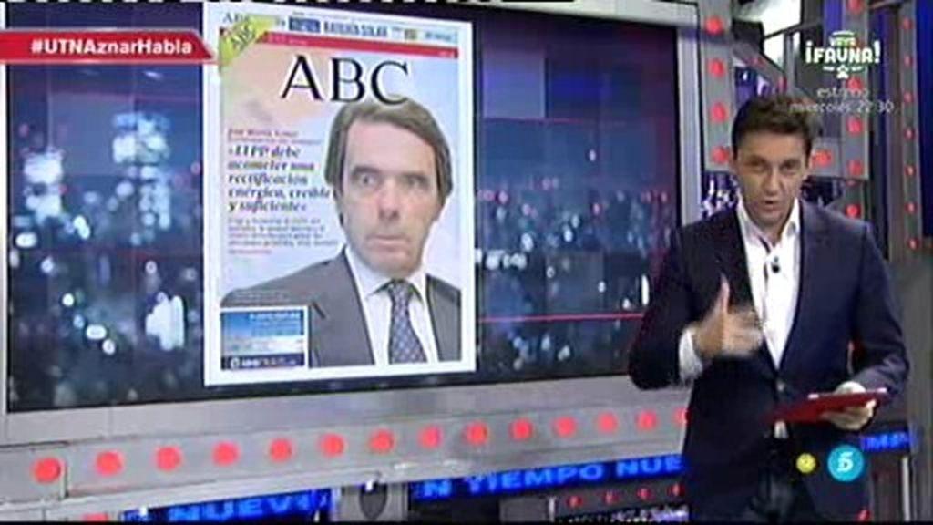 La entrevista de José María Aznar, a análisis en 'Un Tiempo Nuevo'