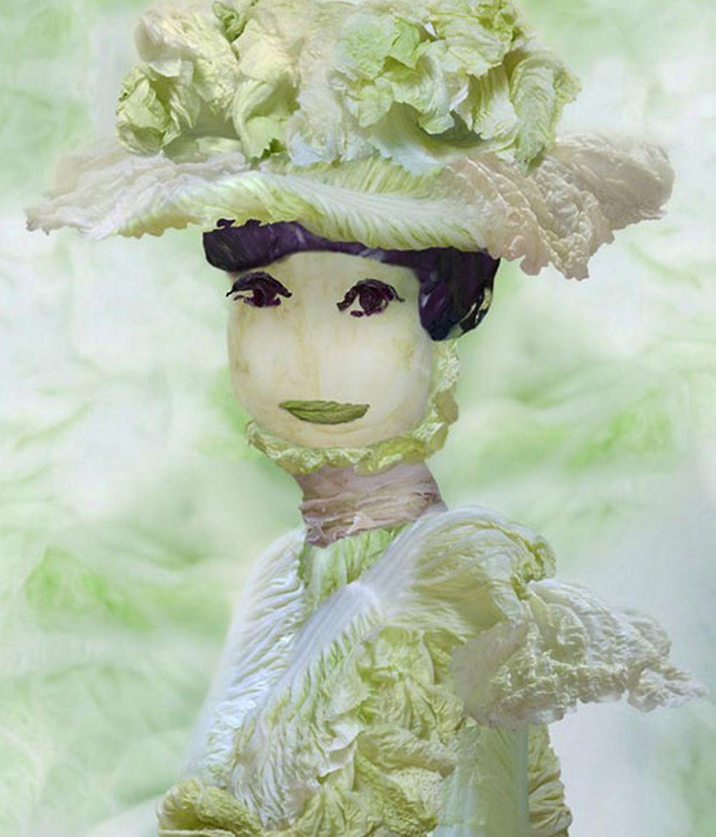 Las mujeres más 'verdes'