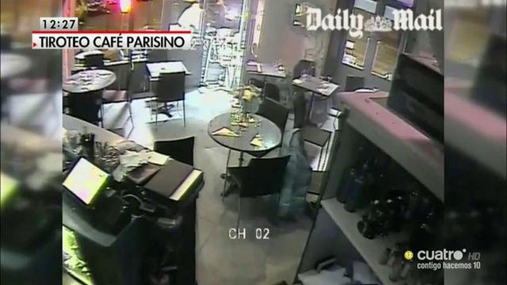 Dos mujeres se salvan tras encasquillarse el arma de un terrorista