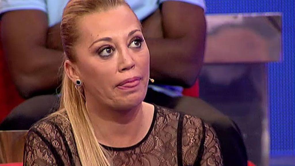 """Belén Esteban: """"Yo estoy dispuesta a hablar con Kiko Rivera si él quiere"""""""