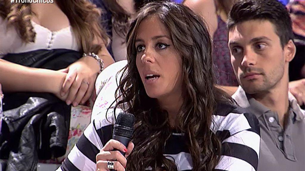 """Anabel Pantoja: """"Cuando se pide respeto, lo que tienes que hacer es callarte tú antes"""""""