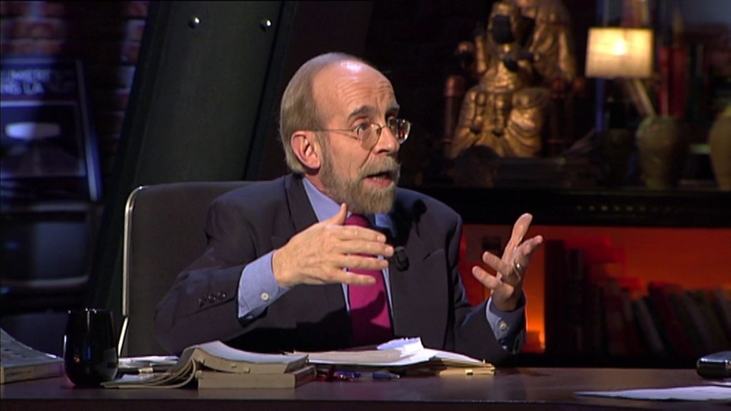 """Enrique de Vicente: """"Si se prolonga la vida, hay que reducir la población"""""""